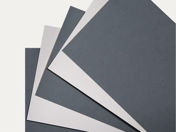 Papiers Kraft De Conservation 047 Gris Bleu 048 Clair